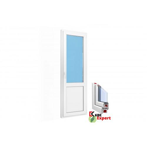Дверь балконная (сэндвич) 700х2100 KBE Expert