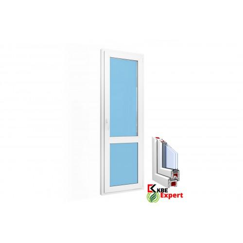 Дверь балконная (стекло) 700х2100 KBE Expert